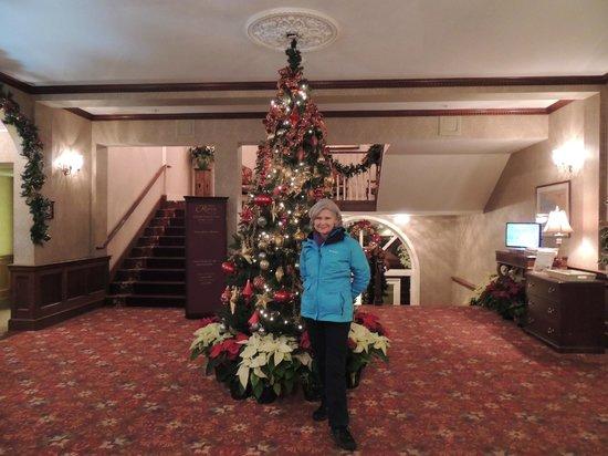 Portland Regency Hotel & Spa: Lobby