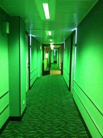Qbic Hotel Amsterdam WTC: hotel