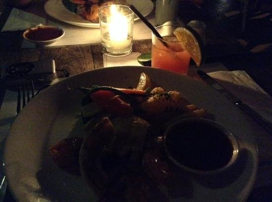 Mozzarella by the Sea at The Bandha Hotel & Suites : seafood platter