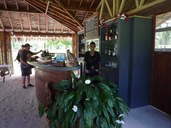 Paradise Tours Santo: Lunch stop
