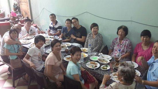 Kocik Kitchen : Tok Paniang Fmly Reunion