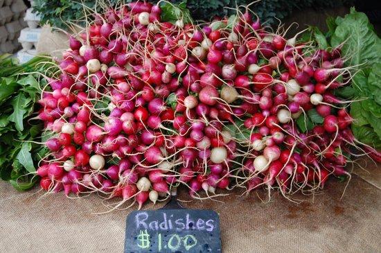 Little Italy: Fresh veggies