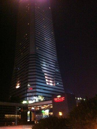 Crowne Plaza Guangzhou City Centre: hotel exterior