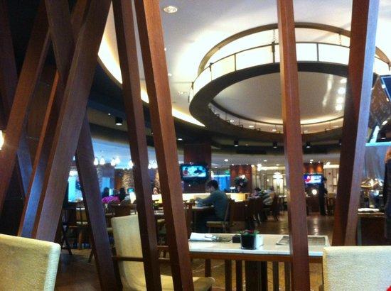 Crowne Plaza Guangzhou City Centre: breakfast restaurant