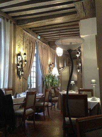 Hotel d'Aubusson: D'Aubusson Dining