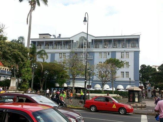 Gran Hotel Costa Rica: Exterior