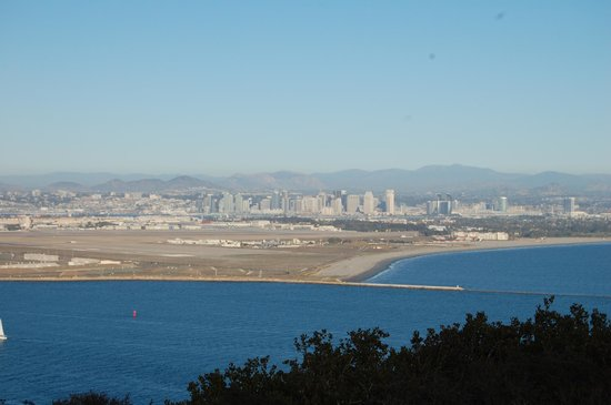 Cabrillo National Monument : View from Observation Deck