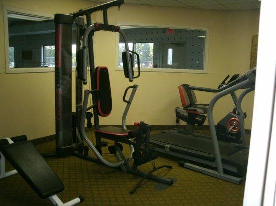 Comfort Inn: Exercise Room