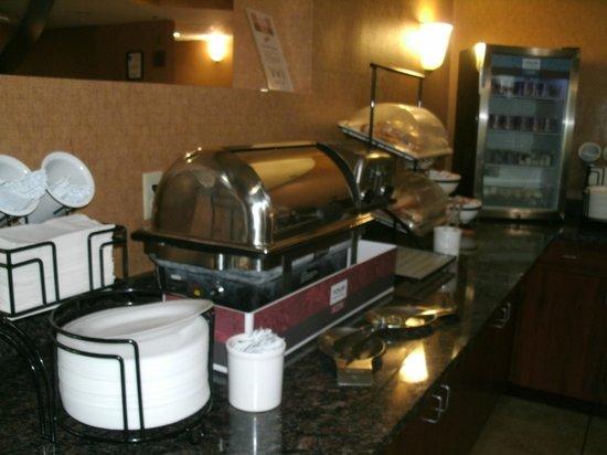 Comfort Inn : Breakfast