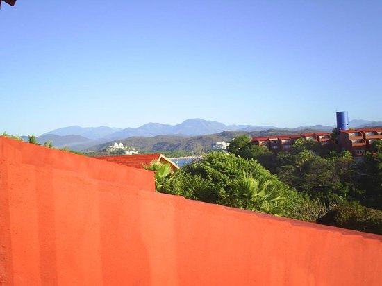 Las Brisas Huatulco: View from room
