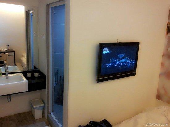 V Garden Hotel: Standard room