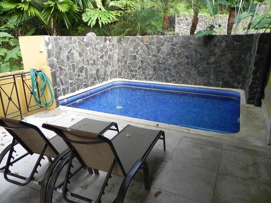 Villas by Tekoa: Private pool