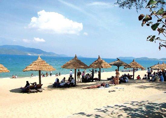 Da Nang, فيتنام: Non Nuoc Beach