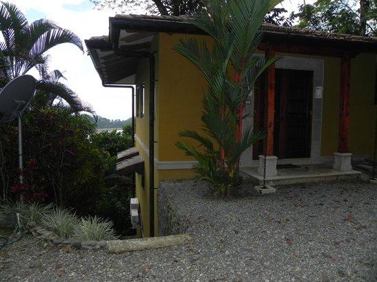 Villas by Tekoa : Front of villa