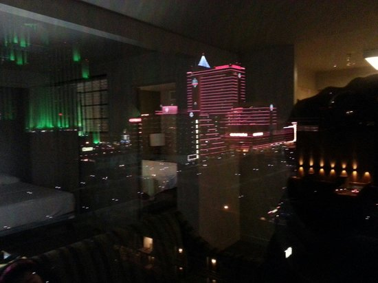 Worldmark Reno: View from the 9th floor unit.