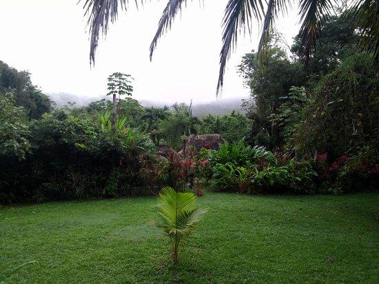 Grounds at Maya Mountain Lodge
