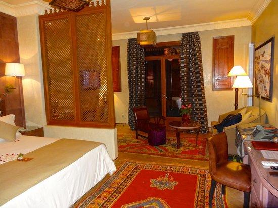 La Maison Arabe: Our room