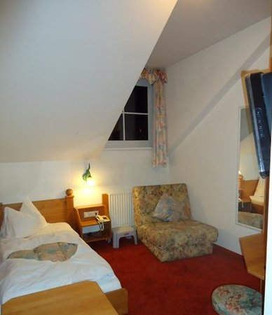 Dollinger Gasthof: single room