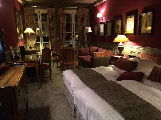 Hotel Relais Saint-Germain: lovely room