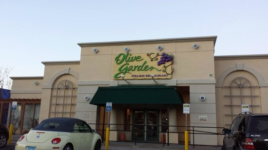Olive Garden in Enfield Connecticut