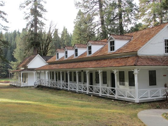 Wawona Hotel, National Historic Landmark : Wawona Hotel