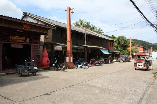 Lanta Old Town: old town