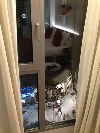 Olivia Balmes Hotel : Вид из окна