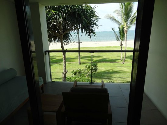Hilton Fiji Beach Resort & Spa: View from our room