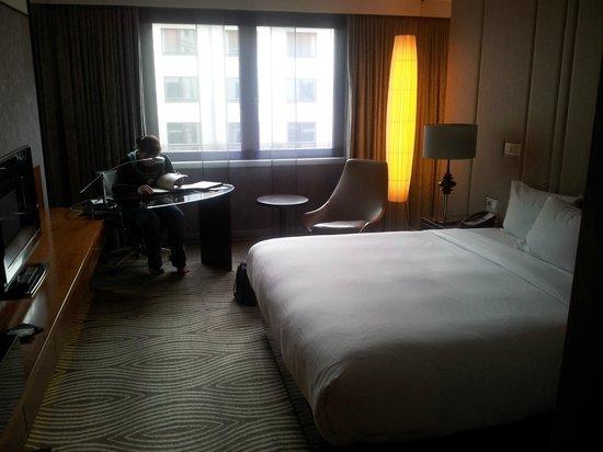 Hilton Berlin : room
