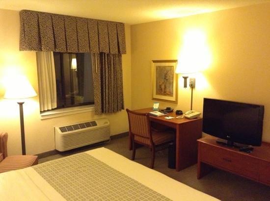 Baymont Inn & Suites Detroit Airport/Romulus: Room 304