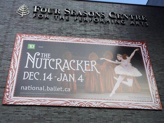 National Ballet of Canada: the Nutcracker