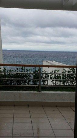 Casa Mexicana Cozumel: Room 404 balcony.