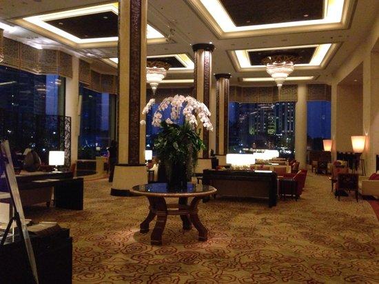 Shangri-La Hotel,Bangkok : Hall