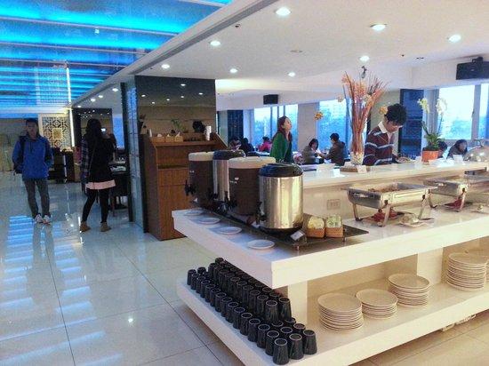 City Resort Taichung: Dinning area