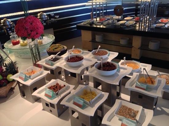 Amari Phuket: Breakfast cereals