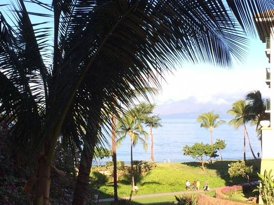 The Westin Kaanapali Ocean Resort Villas : view from room