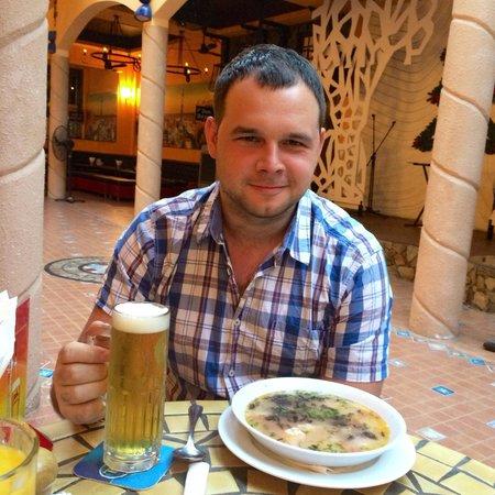 La Mancha Restaurant: Были тут 28.12.13 г.