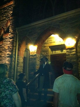 Ghost Tours of Harpers Ferry : Harpers Ferry 7/13/13