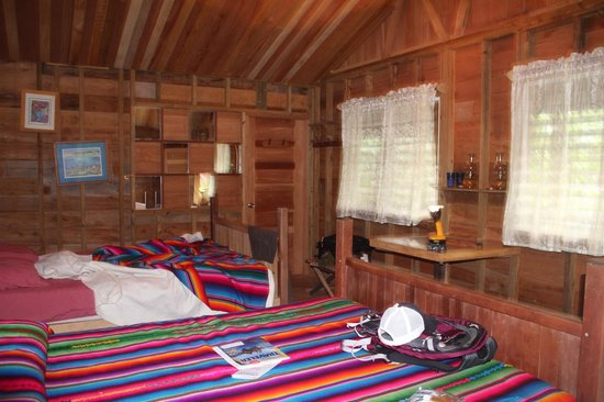 Moonracer Farm Lodging & Tours: Room