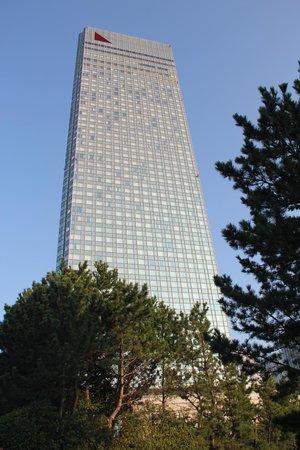 APA Hotel & Resort Tokyo Bay Makuhari: View of hotel