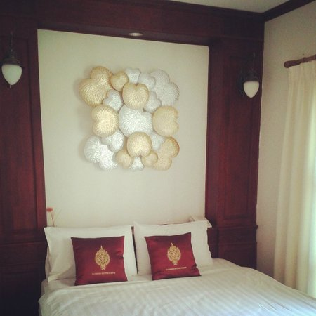 Manorom Boutique Hotel: standard room