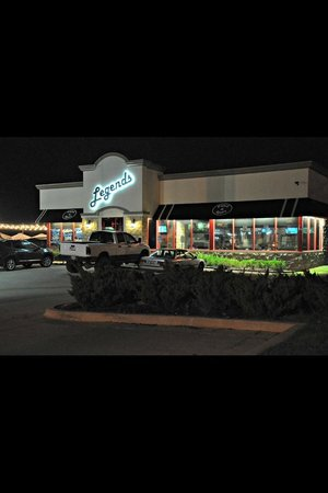 Legends Food And Sport Guthrie Restaurant Reviews Phone Number