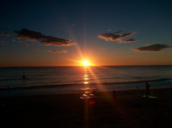 Cottesloe Beach : amazing sunsets