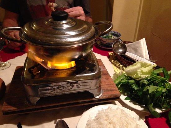 Kirin: Hot pot