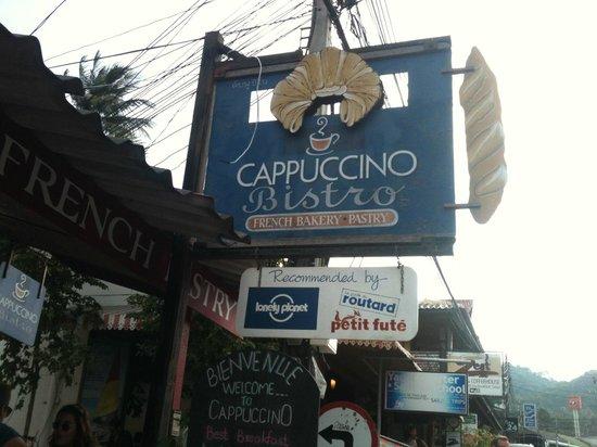 Cappuccino Bakery & Coffee House: Cappucino Bistro