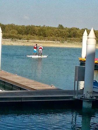 Anantara Eastern Mangroves Hotel & Spa: Stand Up Paddle