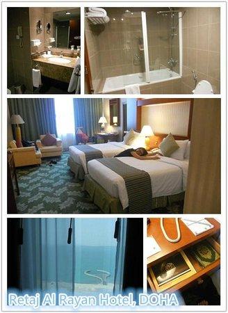 Retaj Al Rayyan Hotel : The Room