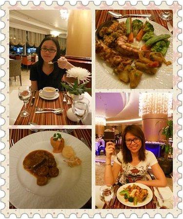 Retaj Al Rayyan Hotel : The Meals