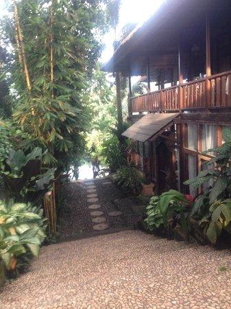 Graha Moding Villas: Entrance of Graha Moding