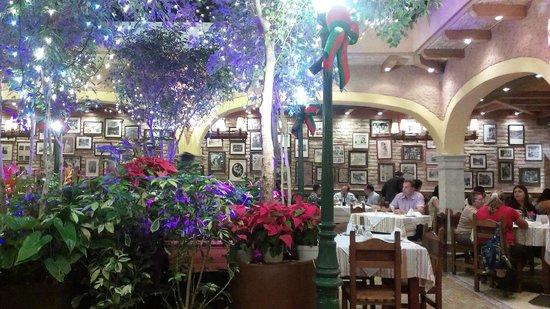 Maute Grill: Внутри ресторана